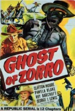 Ghost of Zorro (1949) afişi