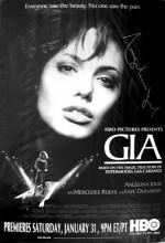 Gia (1998) afişi