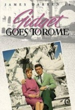 Gidget Goes To Rome (1963) afişi