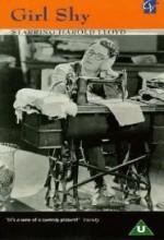 Girl Shy (1924) afişi
