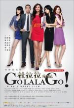 Go Lala Go! (2010) afişi