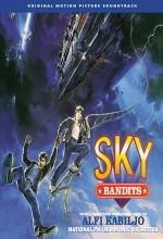 Gökyüzü Korsanları (1986) afişi