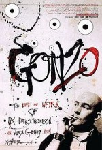 Gonzo: The Life And Work Of Dr. Hunter S. Thompson (2008) afişi