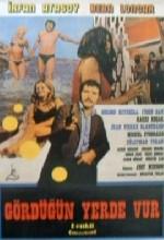 Gördüğün Yerde Vur (1975) afişi