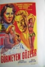 Görmeyen Gözler (1955) afişi