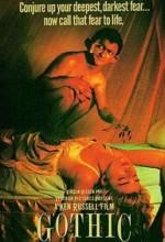 Gotik (1986) afişi