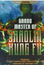 Grand Master Of Shaolin Kung Fu (1981) afişi