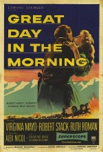 Great Day In The Morning (1956) afişi