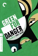 Green For Danger (1946) afişi