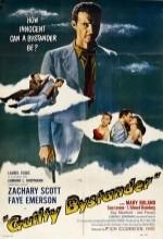 Guilty Bystander (1950) afişi