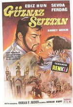 Gülnaz Sultan (1954) afişi
