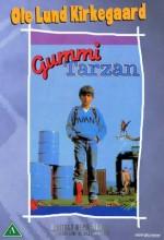 Gummi-tarzan (1981) afişi