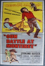 Gun Battle At Monterey