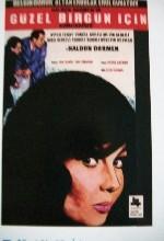 Güzel Bir Gün İçin (1965) afişi