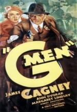 'g' Men (1935) afişi