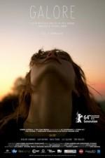 Galore (2013) afişi