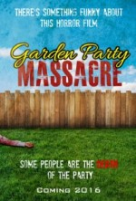 Garden Party Massacre (2015) afişi