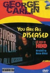 George Carlin: You Are All Diseased (1999) afişi