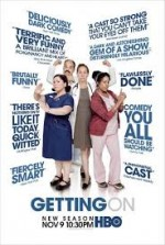 Getting On (2013) afişi