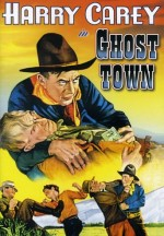 Ghost Town (1936) afişi