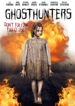 Ghosthunters (2016) afişi