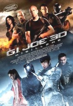G.I. Joe: Misilleme (2013) afişi