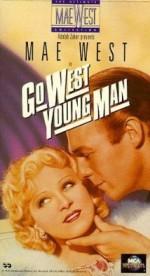 Go West Young Man (1936) afişi