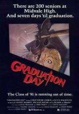 Graduation Day (1981) afişi