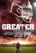 Greater (2016) afişi