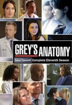 Grey's Anatomy Sezon 11 (2014) afişi