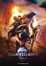 GUARDIANS (2017) afişi