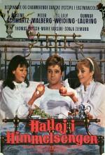 Halløj I Himmelsengen (1965) afişi