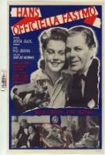 Hans Officiella Fästmö (1944) afişi