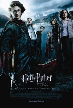 Harry Potter ve Ateş Kadehi (2005) afişi