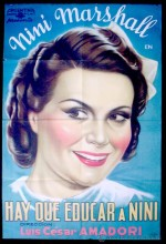 Hay Que Educar A Niní (1940) afişi