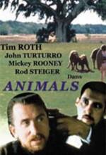 Hayvanlar Melekler Ve İnsanlar (1997) afişi