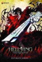 Hellsing Ultimate (2006) afişi