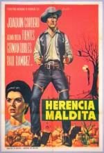 Herencia Maldita (1963) afişi
