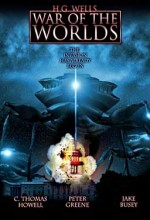 H.g. Wells'war Of The Worlds (2005) afişi