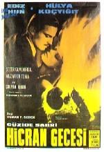 Hicran Gecesi (1968) afişi