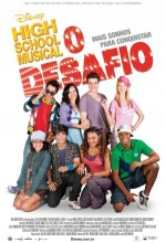 High School Musical: O Desafio (2007) afişi