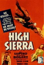 High Sierra (1941) afişi