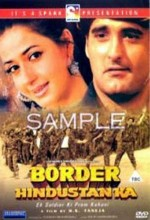 Hindistan Sınırı (2003) afişi
