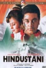 Hindustani (1996) afişi