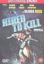 Hired To Kill (1990) afişi