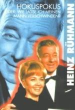 Hokuspokus Oder: Wie Lasse Ich Meinen Mann Verschwinden (1966) afişi