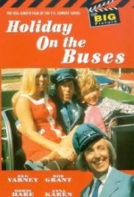 Holiday On The Buses (1973) afişi