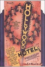 Hollywood Otel (ı) (1937) afişi