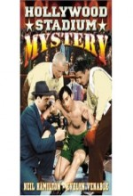 Hollywood Stadium Mystery (1938) afişi