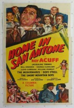 Home In San Antone (1949) afişi